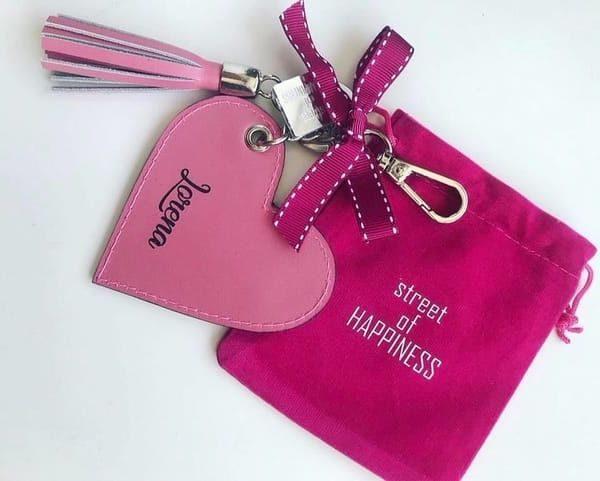 Personalizirani privjesak za kljuceve