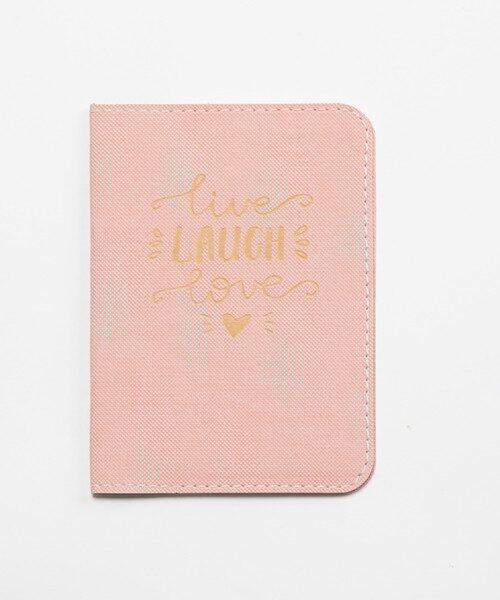 etui za putovnicu baby roza