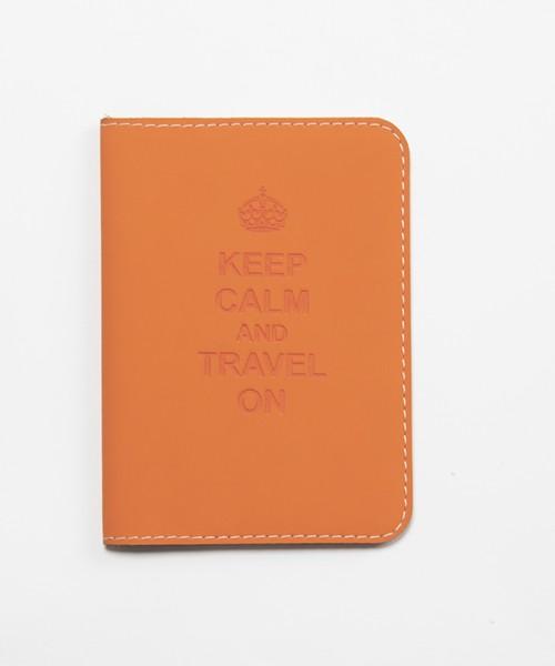 etui za putovnicu kricavo narancasta