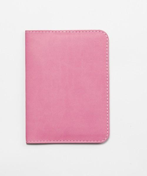 etui za putovnicu pink