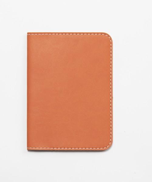 etui za putovnicu tamno narancasta