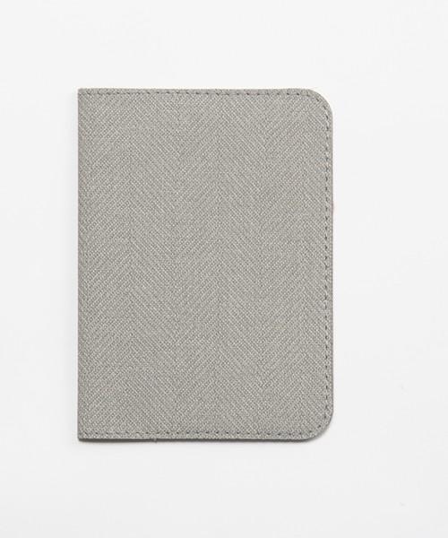 etui za putovnicu tweed siva