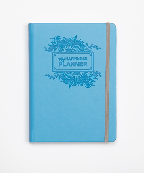 my happiness planner nebo plava